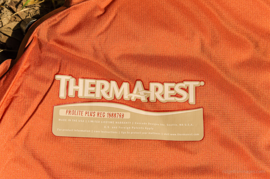 therm a rest garantie