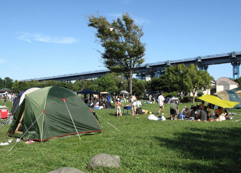 Wakasu-koen Park Camping Ground