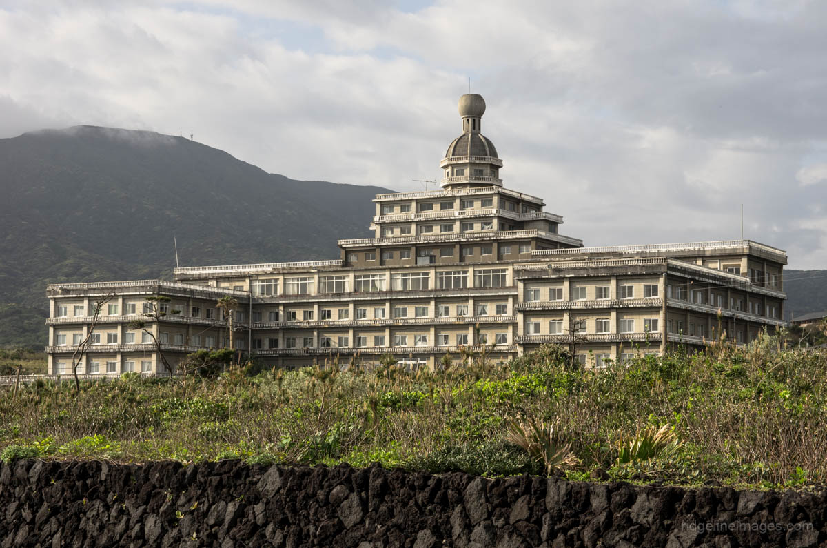 The rise and unravelling of the hachijo royal hotel for Hotel royal